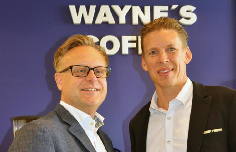 Wayne's Coffee rekryterar chefer