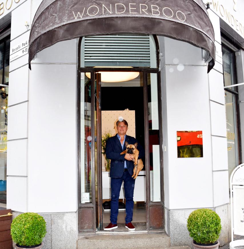 Wonderboo erbjuder hundpassning