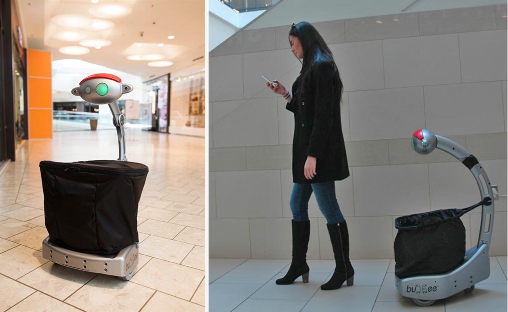 Dagligvarukedja tar hjälp av robotar