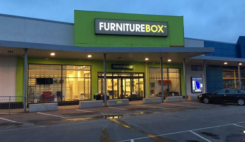 Furniturebox öppnar butik i Göteborg