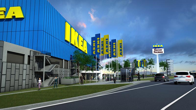 Här testar Ikea nya leveransalternativ