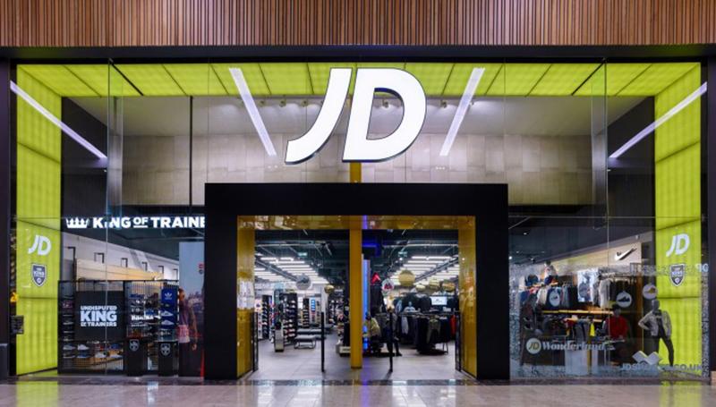 JD Sports öppnar butik i Kista Galleria