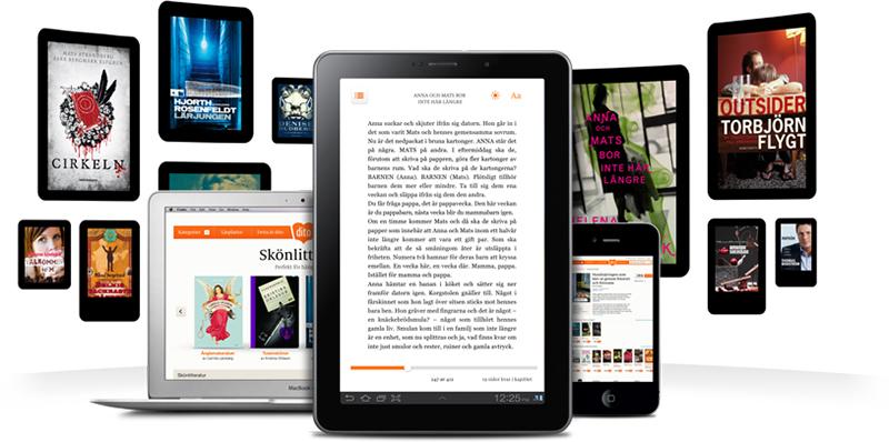 Ny enhet för e-handel i Akademibokhandeln