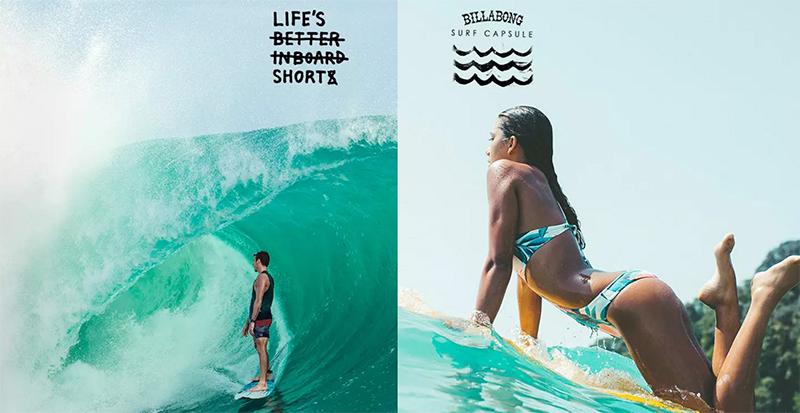 Framgångsvåg för lyhört surfmärke