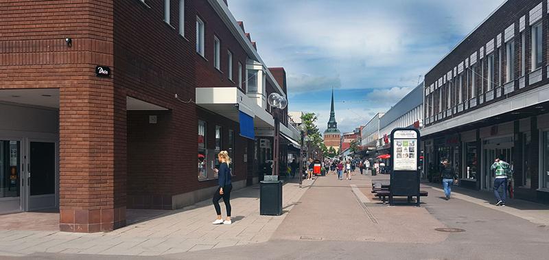 Kjell & Company öppnar butik i Mora centrum