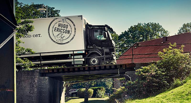 Hugo Ericson Ost öppnar på Nääs Fabriker