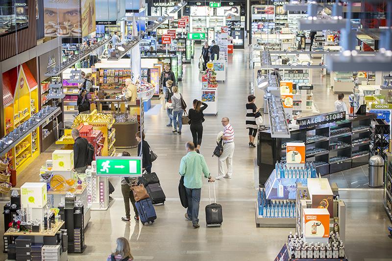 Arlanda lanserar e-handel för taxfree