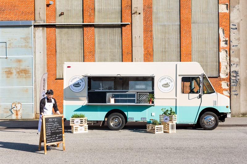 Duni serverar hållbart i Båstad