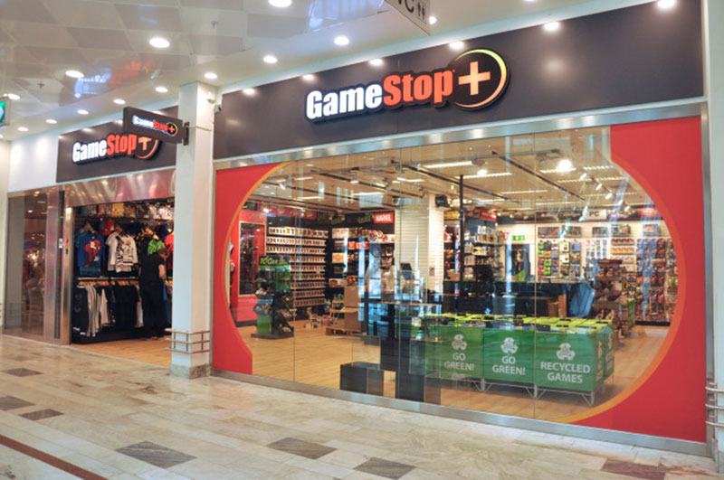 gamestop solna centrum