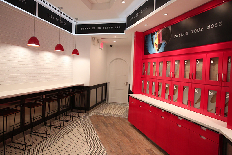 Kellogg's öppnar restaurang