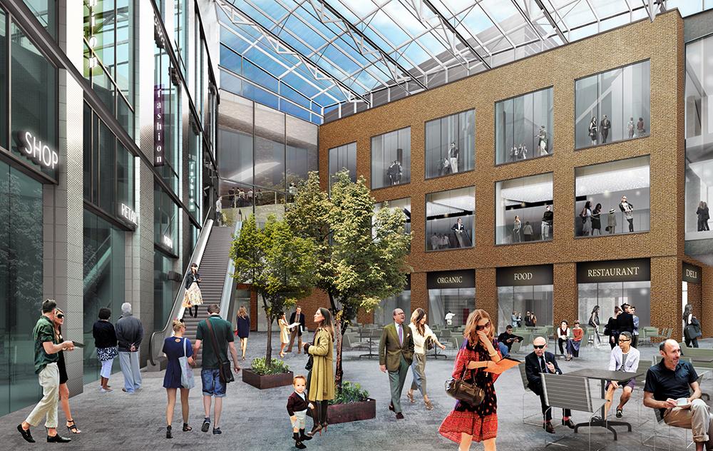 Köpcentrum bygger ut med miljön i fokus