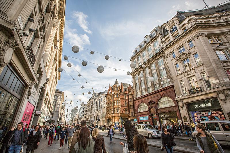 Därför görs Oxford Street om till gågata