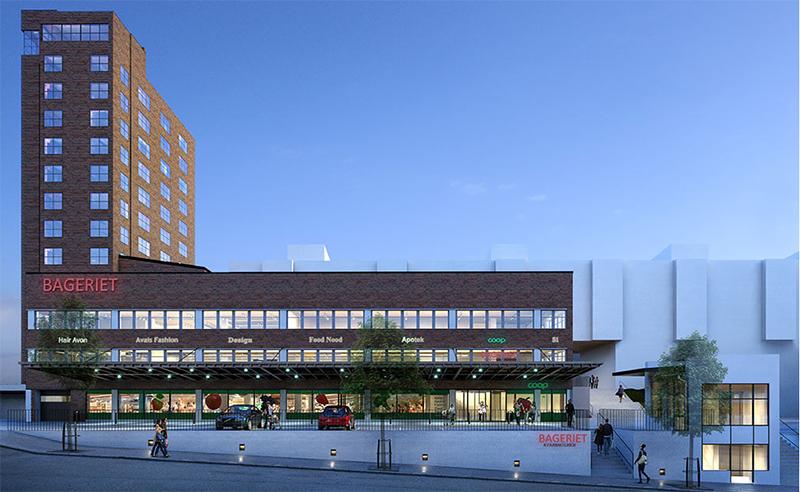 Coop öppnar ny butik på Kvarnholmen