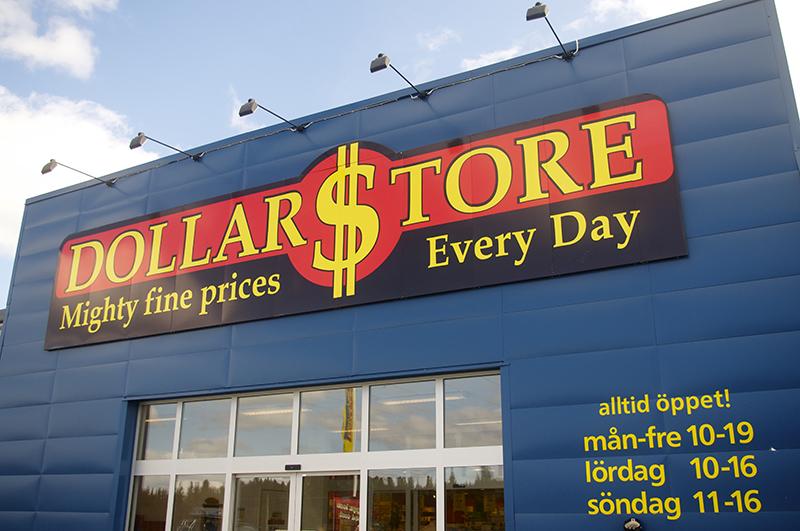 Dollarstore öppnar i Ronneby