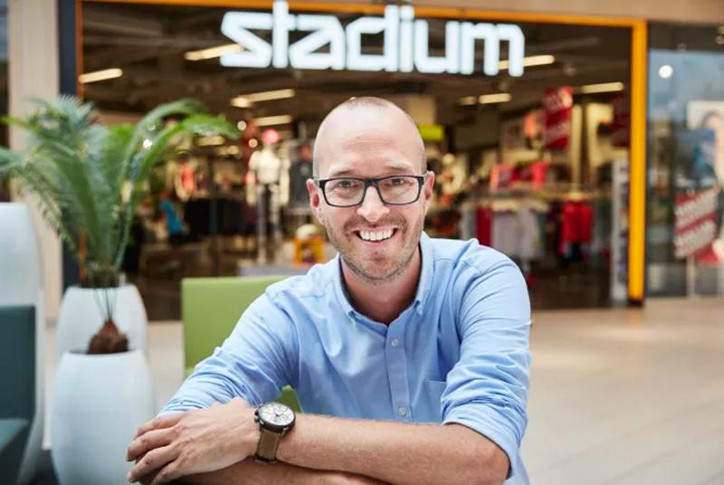 Mattias blir ny Sverigechef på Stadium