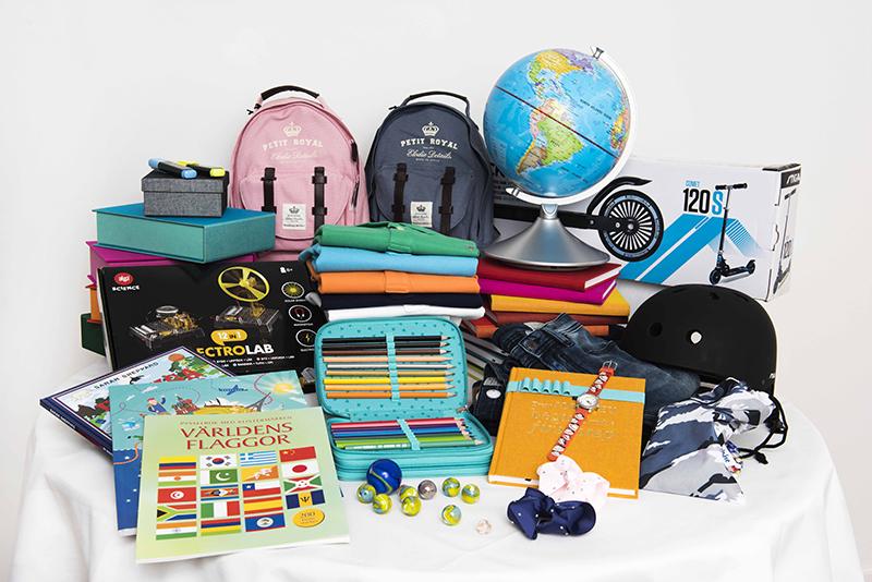 NK lanserar Personal Shopping Kids
