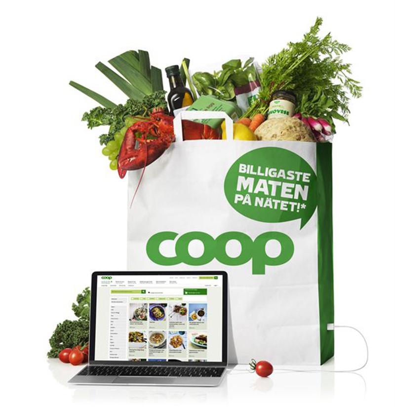 Coops smarta kasse ska minska matsvinnet
