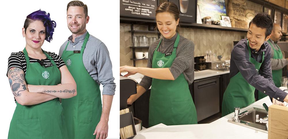 Därför är Starbucks nya klädkod betydelsefull