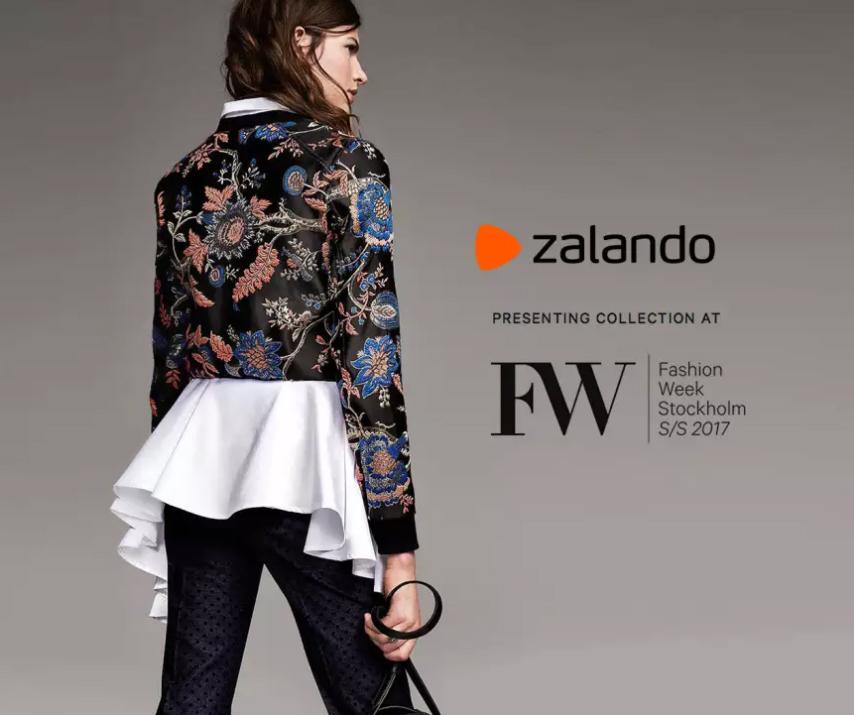 Zalando gör modeshowen klick- och köpbar