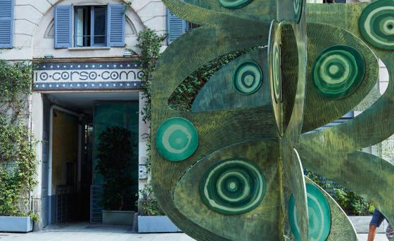 Här öppnar 10 Corso Como ny butik