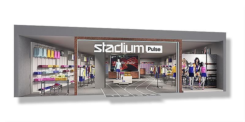 Stadium lanserar nytt butikskoncept