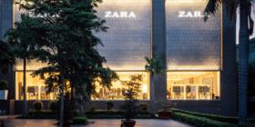 Zara gör entré på ny marknad