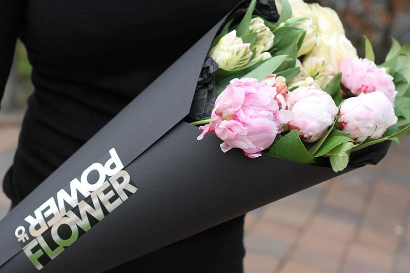Blomsterbutik med New York-känsla