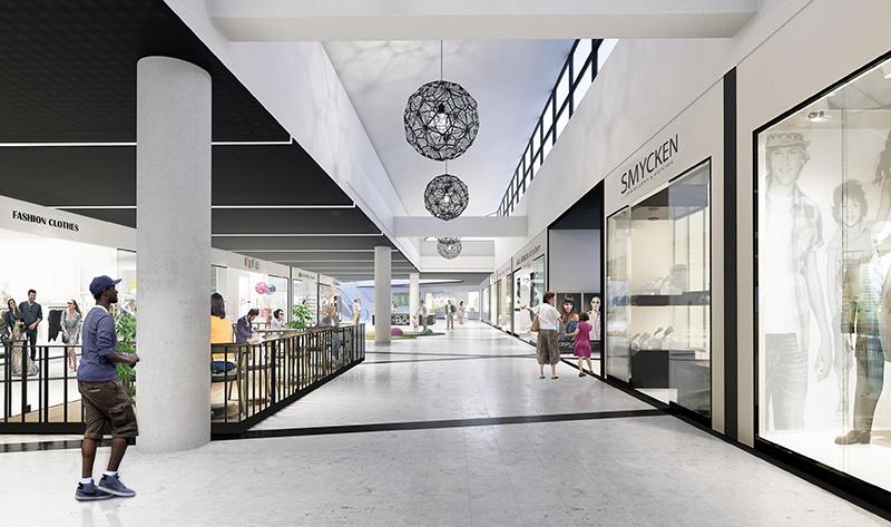 Stor förnyelse av Tumba Centrum