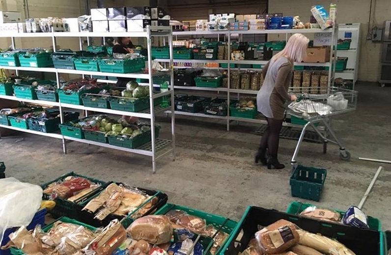 Landets första Waste Supermarket