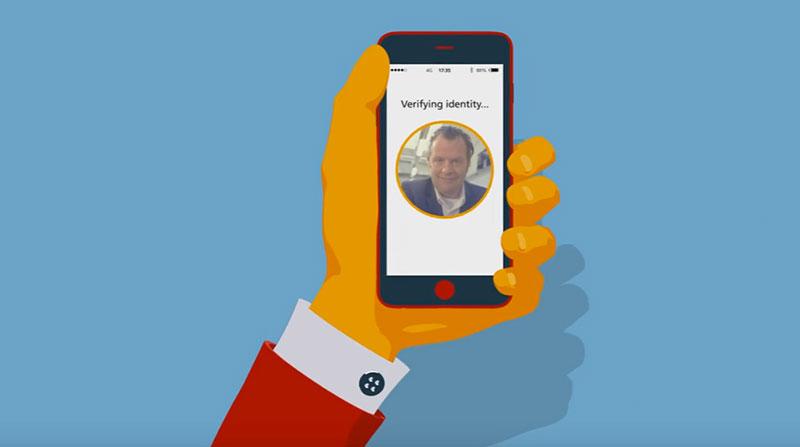Nu kan du betala med fingret och via selfies