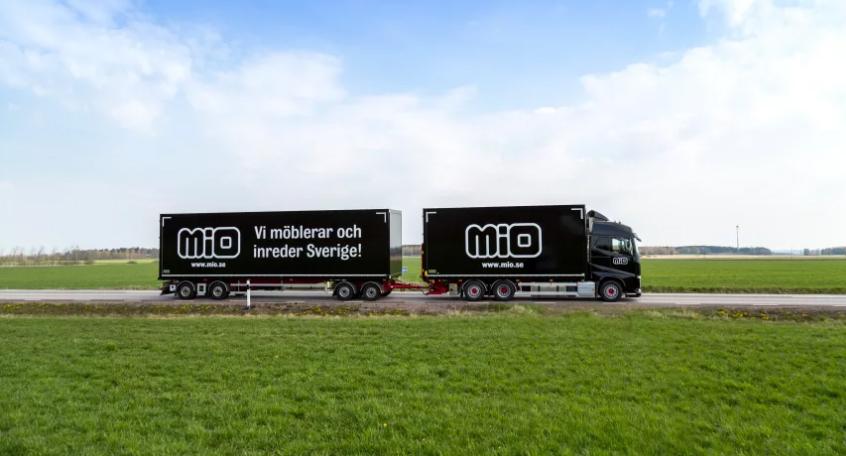 Mio öppnar i Brännborn Center