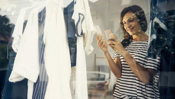 Modebutiker missar omnikanaltåget
