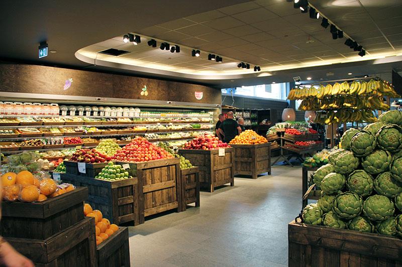 Paradiset öppnar ny butik