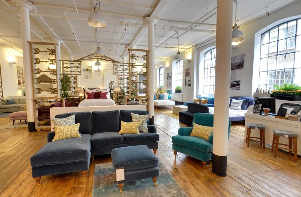 Onlinebaserad möbelkedja expanderar