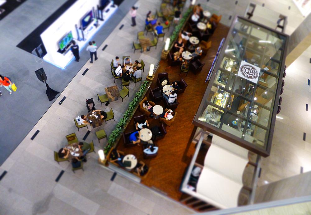Nu installeras leveransskåp i 50 köpcentrum