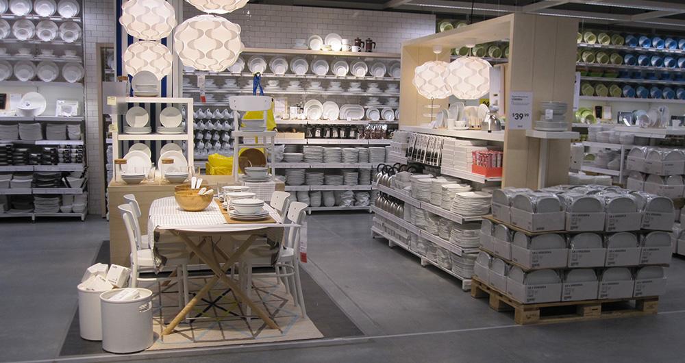 Inspiration basen i Ikeas nya Cookshop
