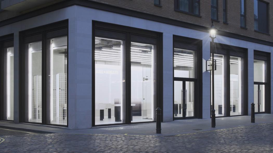 Svensk teknik stärker butiksupplevelsen i Soho