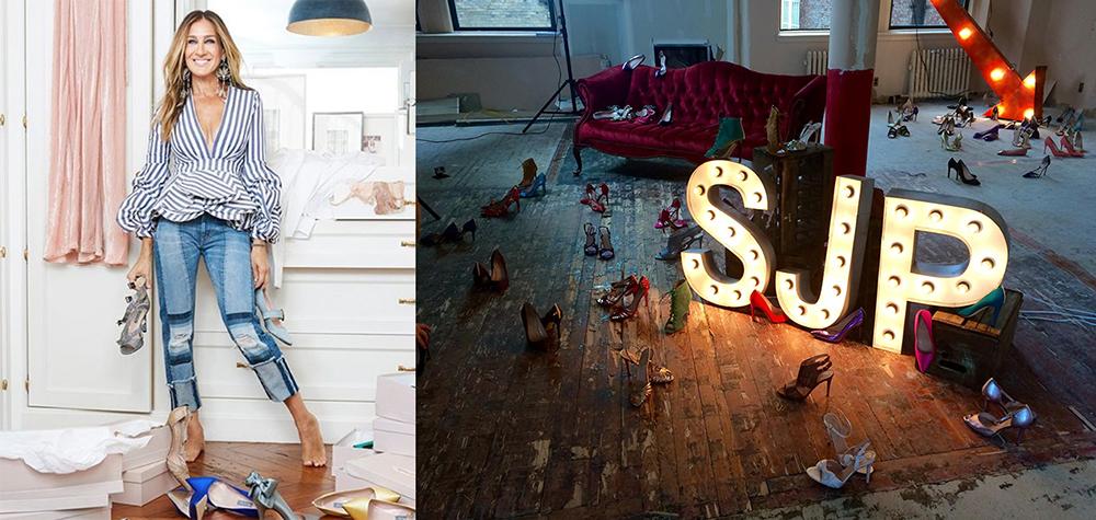 Sarah Jessica Parker öppnar sin första butik