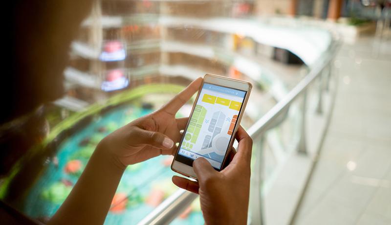 Ny teknik skapar den smarta butiken