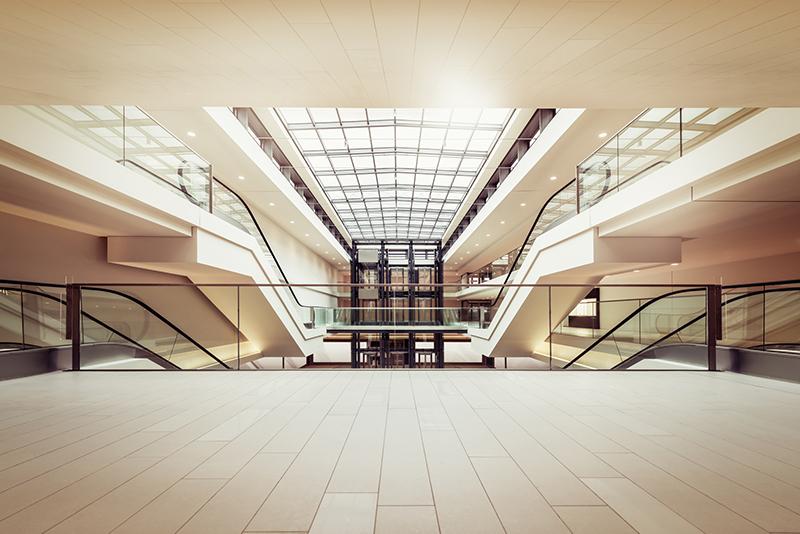 Det traditionella köpcentrumets död