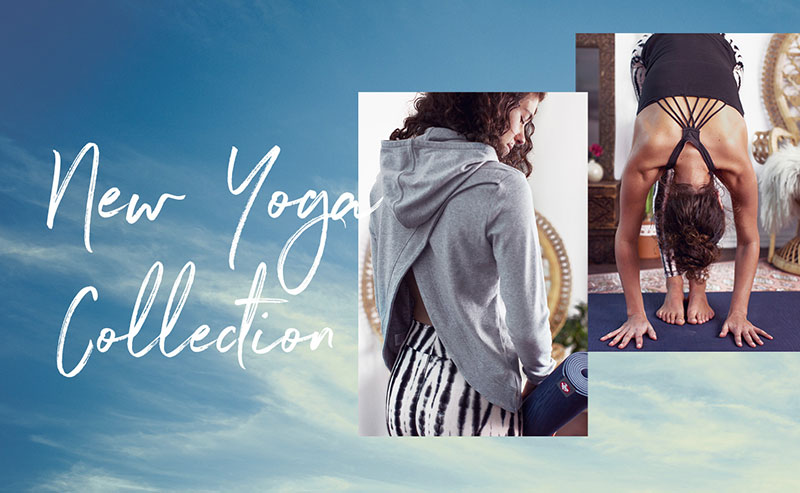 Indiska lanserar hållbar yogakollektion