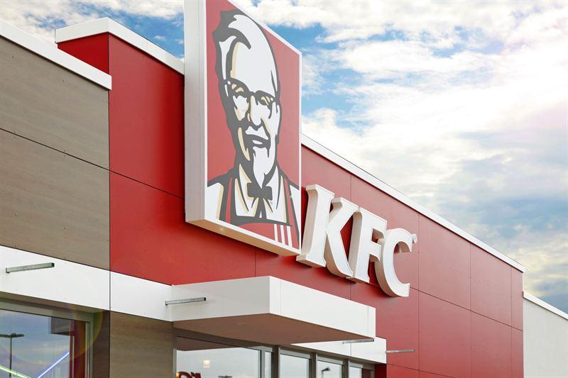 KFC öppnar i Västerås