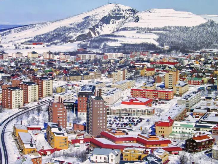 De ska skapa Kirunas nya detaljhandel