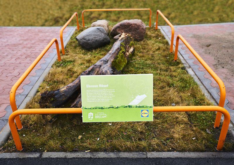 Lidls gröna butik finalist i BREEAM Awards
