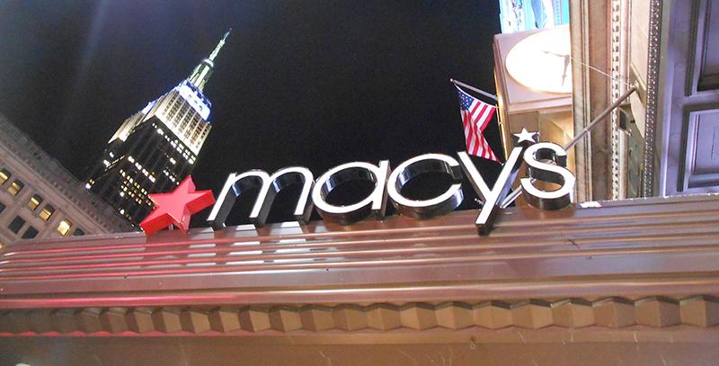 Macy's stänger butiker – satsar på omnichannel