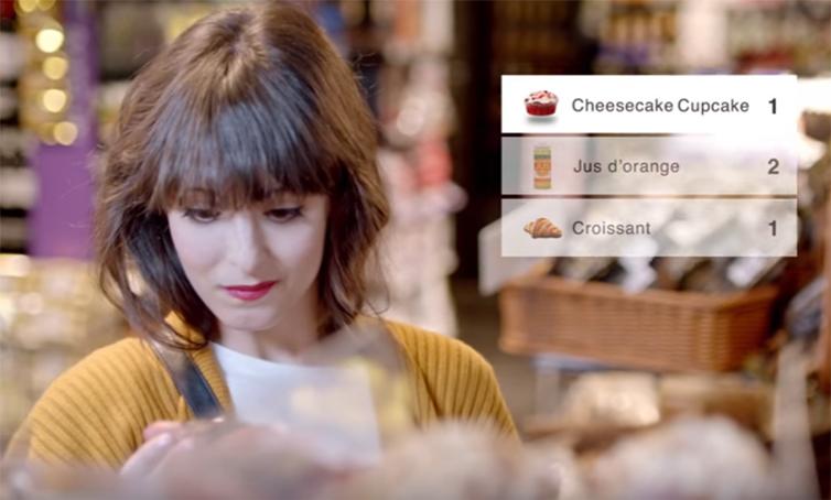 Monoprix gör parodi på Amazon Go