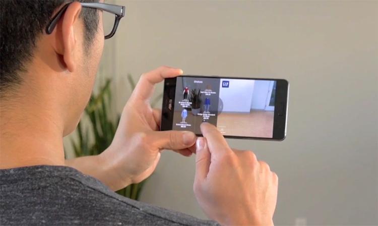 Augmented reality ska säkra passformen