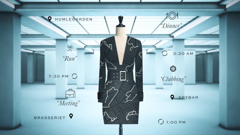 Mobildata grund för personaliserat mode