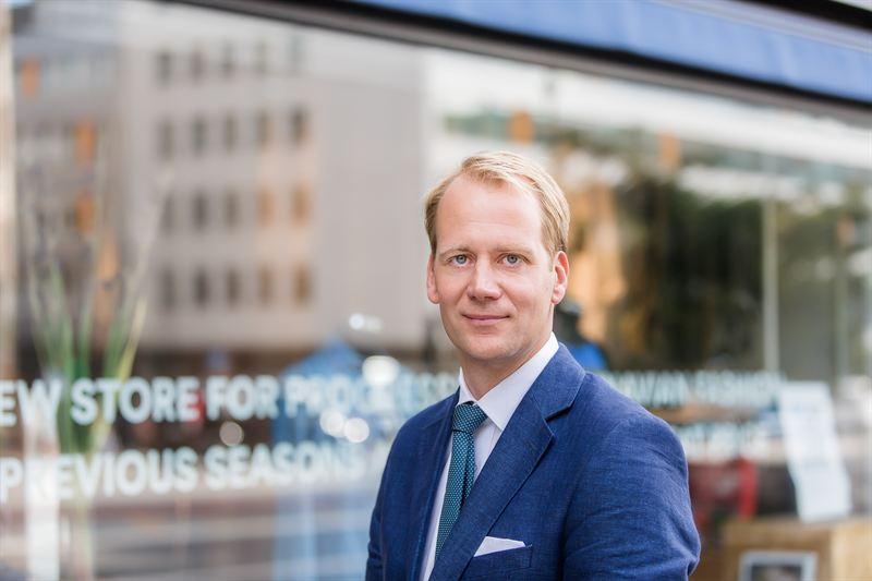 Jonas Arnberg blir ny vd för HUI Research