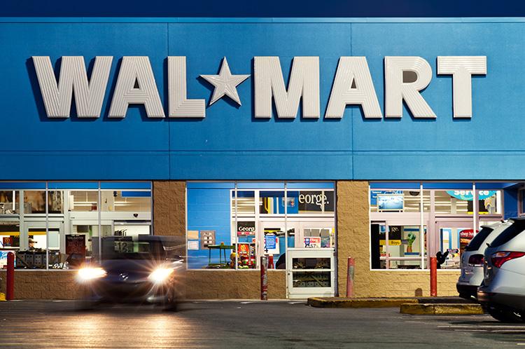 Walmart breddar utbudet via e-uppköp